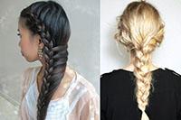 Косички для волос