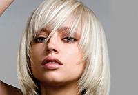 Прическа на тонких волосах